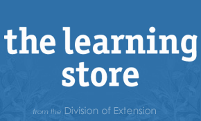 The Learning Store from the Division of Extension